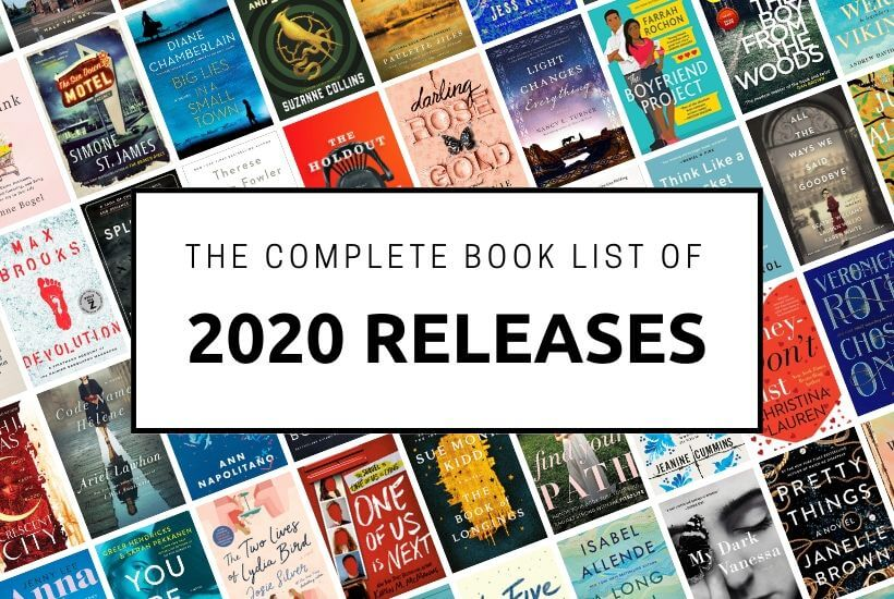 2020 Book Releases