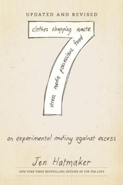 book cover 7 by Jen Hatmaker