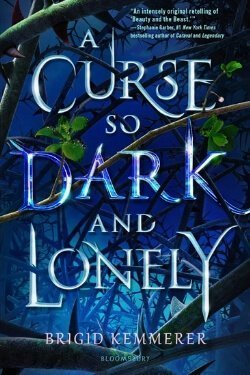 book cover A Curse So Dark and Lovely by Brigid Kemmerer
