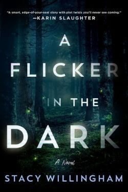 book cover A Flicker in the Dark by Stacy Willingham