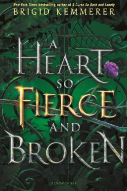 book cover A Heart So Fierce and Broken by Brigid Kemmerer