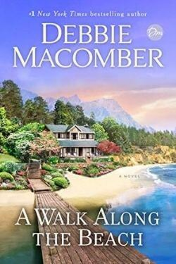 book cover A Walk Along the Beach by Debbie Macomber