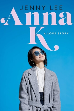 book cover Anna K by Jenny Lee