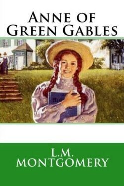 book cover Anne of Green Gables by L. M. Montgomery