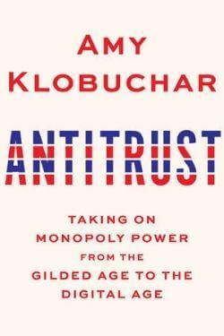 book cover Antitrust by Amy Klobuchar
