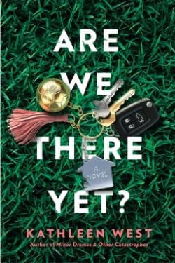 book cover Are We There Yet? by Kathleen West