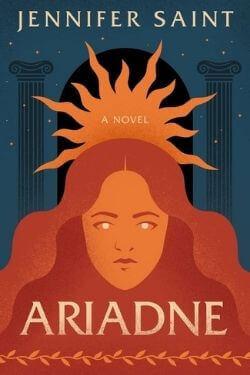 book cover Ariadne by Jennifer Saint