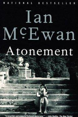 book cover Atonement by Ian McEwan