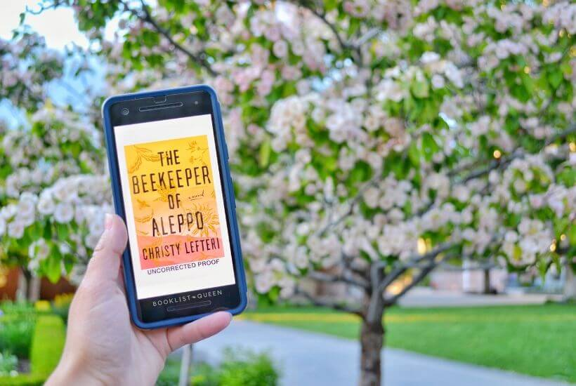 The Beekeper of Aleppo ebook cover