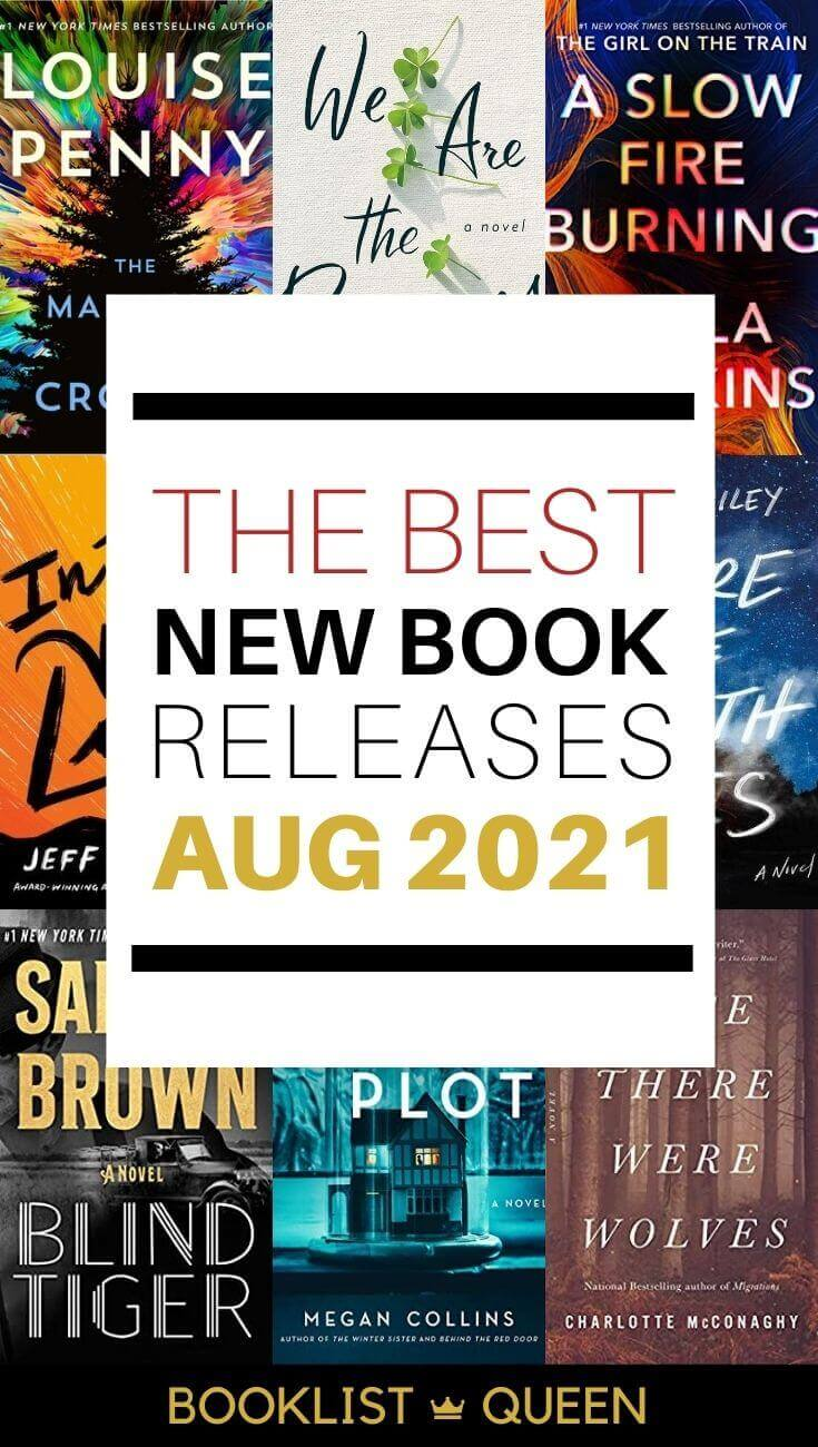 August 2021 Book Releases
