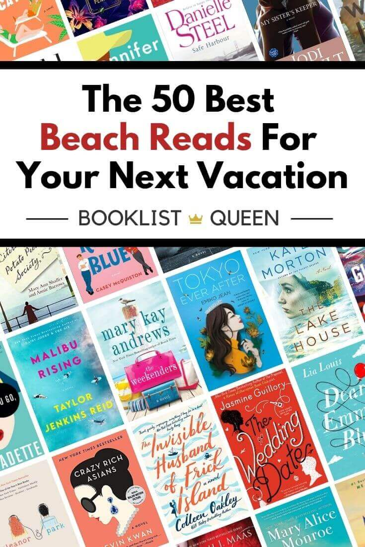 The 50 Best Beach Reads for Your Next Vacation