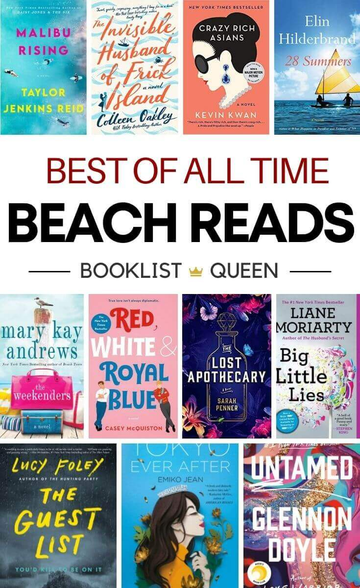 The Best Beach Reads of All Time