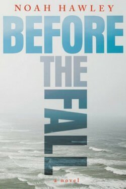 book cover Before the Fall by Noah Hawley