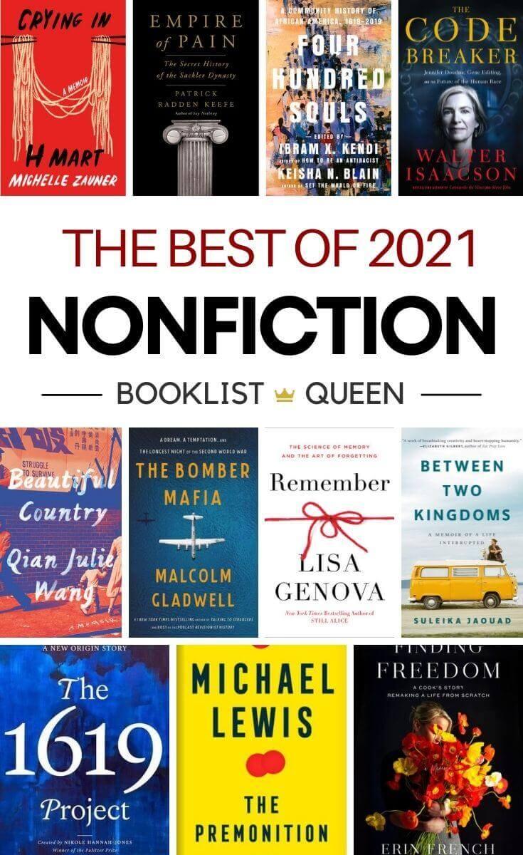Best Nonfiction Books 2021