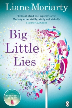 book cover Big Little Lies by Liane Moriarty
