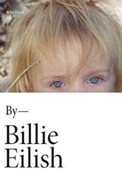 book cover Billie Eilish by Billie Eilish