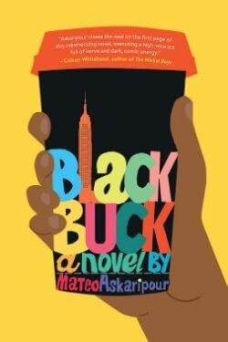 book cover Black Buck by Mateo Askaripour