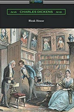 book cover Bleak House by Charles Dickens