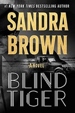 book cover Blind Tiger by Sandra Brown