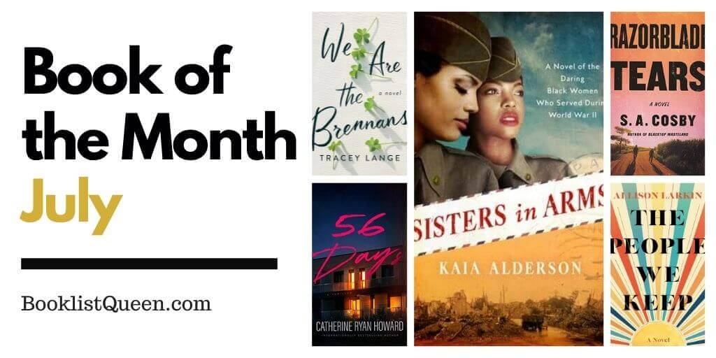 Book of the Month July 2021 Selections