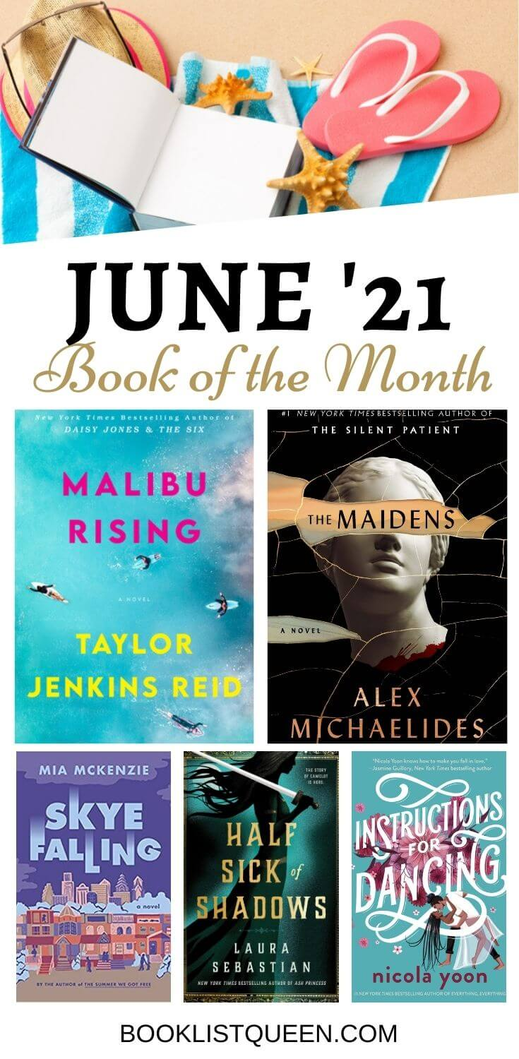 Book of the Month June 2021 Selections