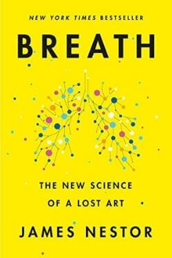 book cover Breath by James Nestor