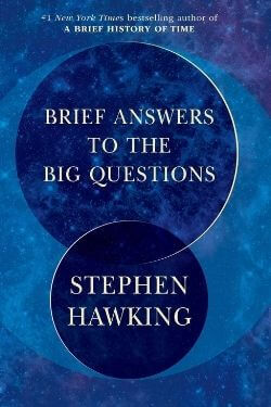 book cover Brief Answers to the Big Questions by Stephen Hawking