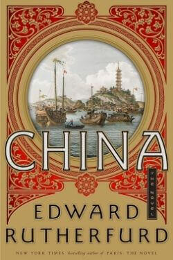 book cover China by Edward Rutherford