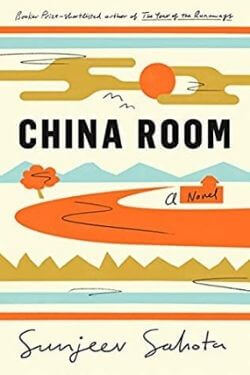 book cover China Room by Sunjeev Sahota