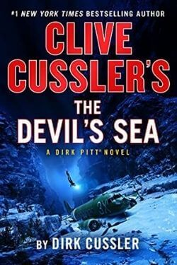 book cover Clive Cussler's The Devil's Sea by Dirk Cussler