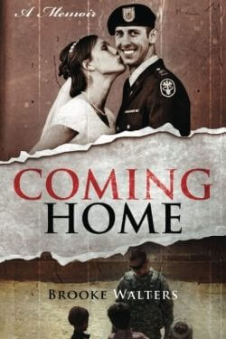 book cover Coming Home by Brooke Walters