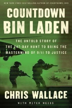 book cover Countdown Bin Laden by Chris Wallace