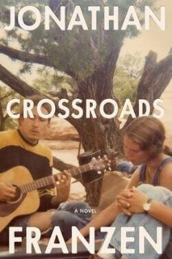 book cover Crossroads by Jonathan Franzen
