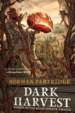 book cover Dark Harvest by Norman Partridge