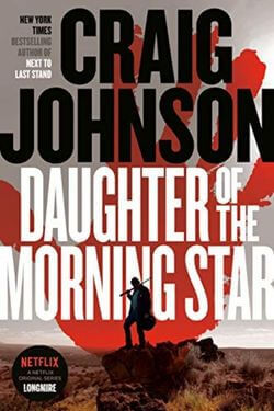book cover Daughter of the Morning Star by Craig Johnson