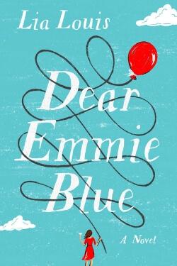 book cover Dear Emmie Blue by Lia Louis