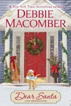 book cover Dear Santa by Debbie Macomber