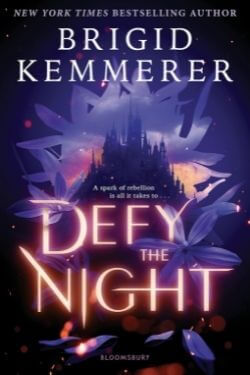 book cover Defy the Night by Brigid Kemmerer