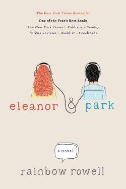 book cover Eleanor & Park by Rainbow Rowell