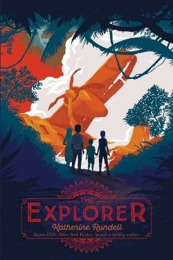 book cover The Explorer by Katherine Rundell