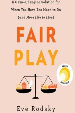 book cover Fair Play by Eve Rodksy