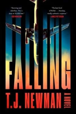 book cover Falling by T. J. Newman