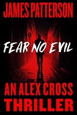 book cover Fear No Evil by James Patterson