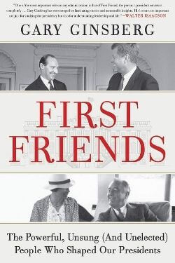 book cover First Friends by Gary Ginsberg