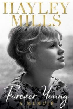 book cover Forever Young by Hayley Mills
