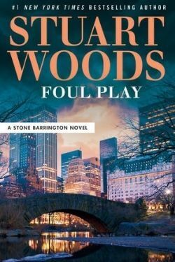 book cover Foul Play by Stuart Woods