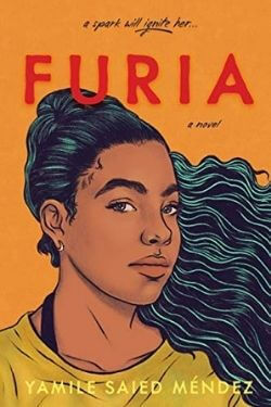 book cover Furia by Yamile Saied Mendez