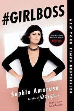 book cover #Girlboss by Sophia Amoruso