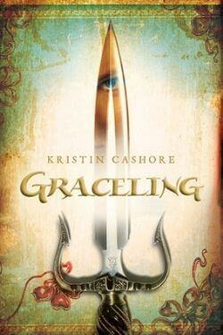 book cover Graceling by Kristin Cashore