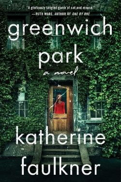 book cover Greenwich Park by Katherine Faulkner